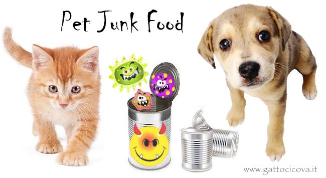 Pet Junk Food